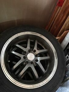 205/55/r16 tires on rims