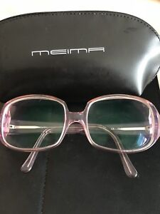 Meima Eyeglasses from Brass Monocle.