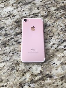 iPhone 7 32gb 32go Rose Gold for sale  Longueuil/Rive Sud