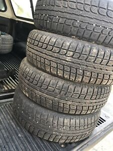175/65r15 WINTER TIRES