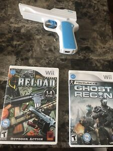 Selling WII games!