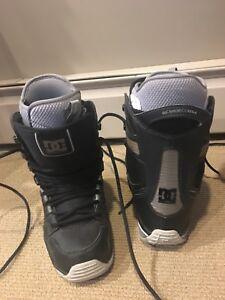 DC Snowboard boots size US 7l  24cm