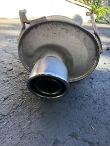 Fiat 500 Turbo exhaust 25 000km