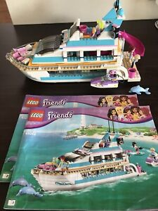 LEGO Friends Cruise Ship Wavell Heights Brisbane North East Preview