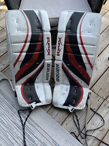 Bauer Rx Goalie Pads | Buy or Sell Hockey Equipment in Ontario
