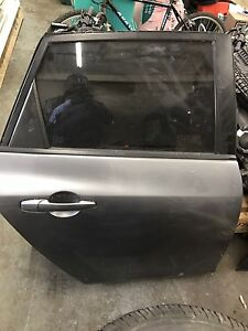2004 and up Mazda 3 hatchback door right rear