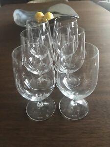 Crystal beer or wine glasses - Riedel