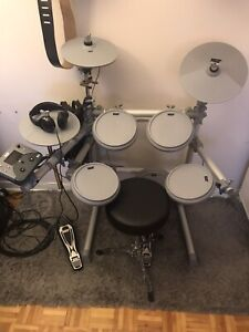 Electric drum set 5 piece KT1