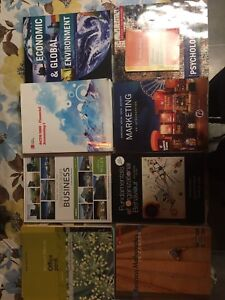 NSCC BUSINESS YEAR 1 BOOKS