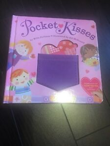 Pocket kisses book