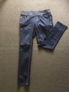 Soon Maternity Jeans Size 10 EUC