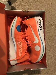 e7aed0e7360168 NIKE X OFF WHITE ZOOM FLY MERCURIAL