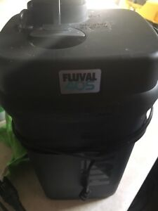 Fluval aquarium canister filter