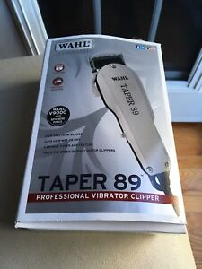WAHL professional hair clippers