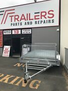 8x6 fully welded hot dipped galvanised box tipping trailer Currumbin Gold Coast South Preview