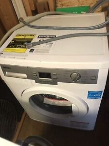 Washer &dryer combo