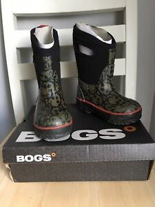 Barely used bogs