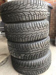 225-60-16 Winter Tires Honda CR-V RAV4