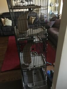 Small Animal Cage (ferrets, bunnies, rats etc.