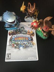 Skylanders Giants for Wii