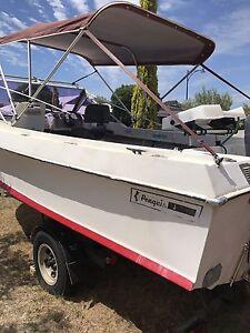 Fibreglass Boat. 150HP Yamaha Baldivis Rockingham Area Preview