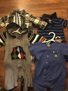 Huge Lot of Baby Boy Items Clothing & More