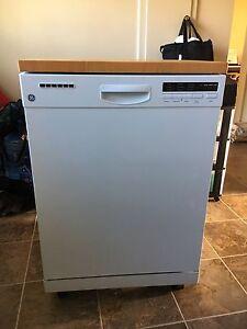 GE portable dishwasher