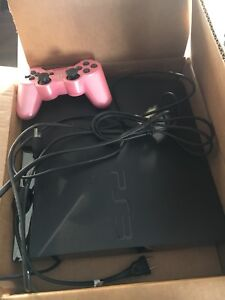 PS3 with 3 Games and headset (Sweet deal!!)