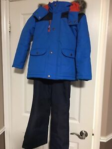 Size 7 Youth Snow Suit