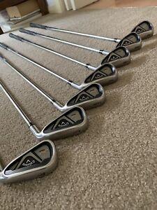 Callaway Golf X2 Hot Irons 4-PW