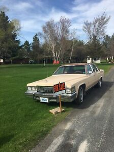 1977 Cadillac Fleet Wood