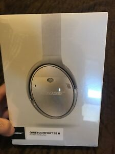 Bose Quite comfort 35 II, Bluetooth, brand new sealed