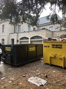 Demolition &junk removal