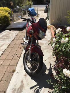 2010 Kymco motorbike