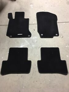 MERCEDES-BENZ FLOOR MATS  ML 2011