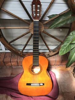 Valencia Acoustic Guitar