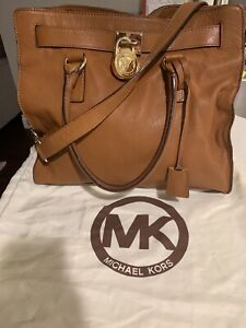 ed931cb07ab7 Michael Kors Hamilton Bag | Buy New & Used Goods Near You! Find ...