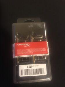 Kingston Hyperx impact ddr4 32gb 2400mhz