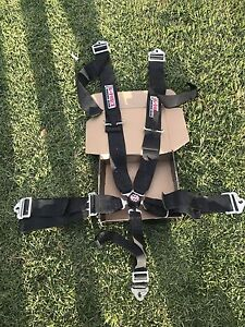 Racing harness (belts) G force pro series Oxley Vale Tamworth City Preview