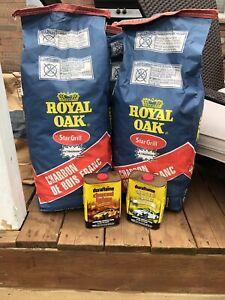 Royal Oak Lump Charcoal - 3 bags