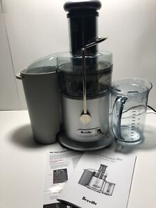 BREVILLE JUICE FOUNTAIN PLUS CENTRIFUGAL JUICER (BREJE98XL)- mnx