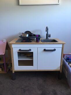 Kids IKEA kitchen