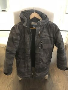 Boys Columbia Winter Coat size Med
