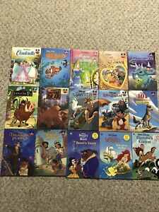 Disney's Reading Books Set