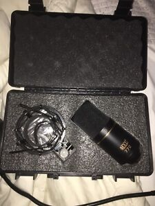 Studio Recording Microphone and USB pre amp