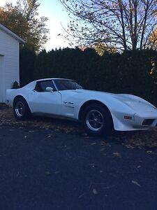 Corvette stingray 1976