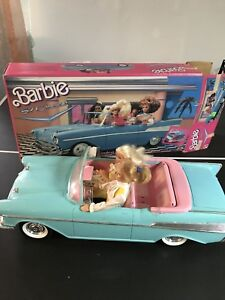 Barbie 57 Chevy, As is.