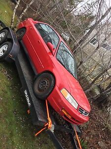 Parting out a 1999 Acura el 20 OBO for any part