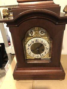 Antique English Bracket clock