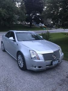 2010 Cadillac CTS 4  3.0 L with warranty